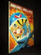 BD Bande Dessinée MICHEL VAILLANT 21«MASSACRE Pour Un MOTEUR» Jean GRATON Dargaud 1972 ! - Michel Vaillant