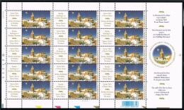 Année 2003 - Feuillet De 15 - COB 3224** - Pl2 - Noël Et Nouvel An - Kerstmis En Nieuwjaar -  Cote 18,00€ - Panes