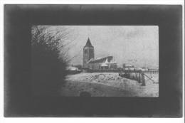 Carte-photo Meurchin (62) - Carte Allemande Hiver 1917-1918. Bon état, Correspondance Au Dos - Autres Communes