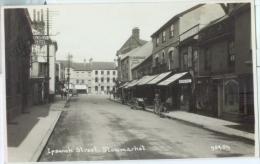 Ipswich 1932: Ipswich Street, Slowmarket - circulated with stamp.  (95454)