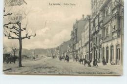 LA COUNA - Calle Garas. - La Coruña