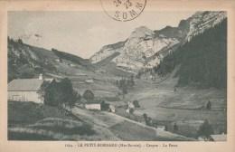 30T - 74 - Haute-Savoie - Le Petit-Bornand - Cenyse - La Pesse - L. Fauraz N° 1294 - Frankrijk