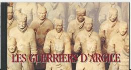 NU Genève:  Carnet De Prestige  342 ** ( 342/ 347 - Guerriers D'argile) - UNO