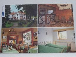 """Hotel """" LE COR DE CHASSE """" BARVAUX / Anno 1997 ( Bel 893 ) ( Zie Foto Voor Details ) !! - Durbuy"""