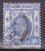 Hongkong, 1921, SG 124, Used (Wmk Mult Script Crown CA) - Hong Kong (...-1997)