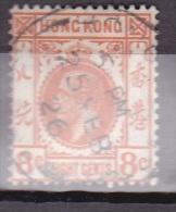 Hongkong, 1921, SG 123, Used (Wmk Mult Script Crown CA) - Oblitérés
