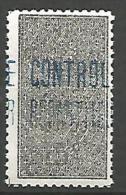 ALGERIE  COLIS POST N°  8a NEUF** TTB VARIETEE 1 DE 15c A MOITIER / SANS  CHARNIERE / MNH - Algérie (1924-1962)