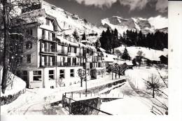 CH 3823 WENGEN, Hotel Alpenrose - Cartes Postales