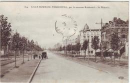59  Lille Roubaix Tourcoing  Par Le Nouveau Boulevard Le Romarin TBE - Roubaix