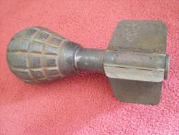 Grenade PIGEON 1er mod�le, WWI, INERTE