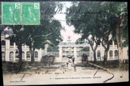 VIETNAM  INDOCHINE  SAIGON CASERNES DE L'INFANTERIE COLONIALE - Viêt-Nam