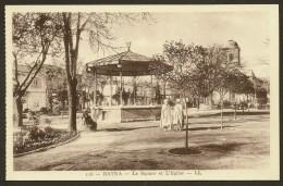 BATNA Rare Le Square Et L'Eglise (LL) Algérie - Batna