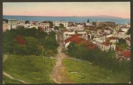 MOSTAGANEM Rare Vue Du Fort De L'Est (Sturacci) Algérie - Mostaganem
