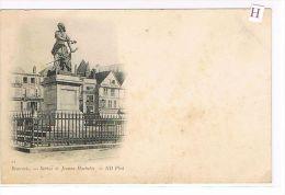 CPA (60) BEAUVAIS - Statue De Jeanne Hachette - Précurseur -. (019) - Beauvais