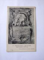 MARVILLE  (55)  Meuse - Eglise Paroissiale - Pierre Tombale Du XVII Siècle - Frankreich