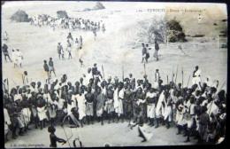 DJIBOUTI DANSE HABERAOUAL ETHNOLOGIE FETE COUTUMES - Djibouti