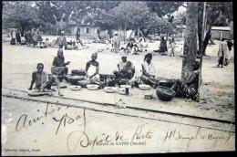 SOUDAN MALI KAYES MARCHE COMMERCE FORAIN - Sudán