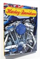 Le GRAND LIVRE Des HARLEY-DAVIDSON Par Shaun Barrington - Solar, - Motorfietsen