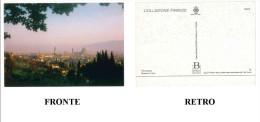 CARTOLINA COLORI TOSCANA – COLLEZIONE FIRENZE - PANORAMA  NON VIAGGIATA  DIMENSIONI CM 10,3x14,7 CONDIZIONI BUONE - Firenze