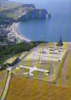 Entretat  -  Le Monument Dédié à Nungesser Et Coli  -  CP - Aviateurs