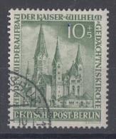 Berlin Minr.107 Gestempelt - Berlin (West)