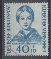Bund Minr.225 Gestempelt - BRD