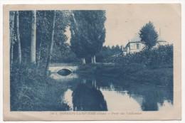 60   FRESNOY-La-Rivière  - Pont Sur L'automne - France