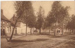 NIEL  Bij Boom St. Hubertusplein  1923 Stempel Uitg  Raijm Zegel Weg Ref 650/2 - Niel
