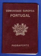 PASSPORT / PASSAPORTE - COMUNIDADE EUROPEIA . PORTUGAL - NEUF - DATE D'EXPIRATION, 29.4.1997 - Historische Documenten