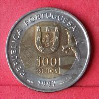 PORTUGAL  100  ESCUDO   1997   KM# 683  -    (Nº11620) - Mozambique