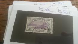 LOT 254902 TIMBRE DE FRANCE OBLITERE N�166 VALEUR 16,5 EUROS