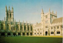OXFORD    MAGDALEN  COLLEGE      (VIAGGIATA) - Oxford