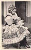 Slowakei - Junge Hübsche Braut In Moravske Kostüm, Die Braut Von Hiuku, Karte Um 1930 - Slowakei