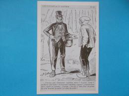 17 : CARTE HUMORISTIQUE : LES PAYSANS De GAUTIER No 27 , Carte En Trés Bon état, Reproduction - Non Classificati