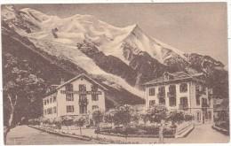 ALLOBROGES  -  HOTEL. - Chamonix-Mont-Blanc