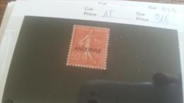 LOT 254954 TIMBRE DE ANDORRE NEUF* N�15 VALEUR 16 EUROS