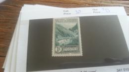 LOT 254969 TIMBRE DE ANDORRE NEUF* N�39 VALEUR 23 EUROS