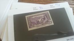 LOT 254986 TIMBRE DE ANDORRE NEUF* N�83 VALEUR 71 EUROS