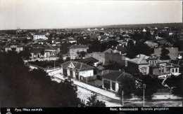 PYCE RUSSE (Bulgarien) - Gesamtansicht, Gel.1933, Sondermarke - Bulgarien