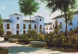 ALMAGRO. Plaza De España. Jardines - Ciudad Real