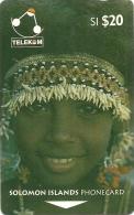Visage - Solomon Islands