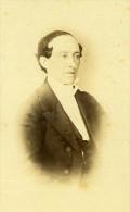 Gustave Bardy Portrait Paris France Second Empire Ancienne CDV Toublant Photo 1870 - Photographs