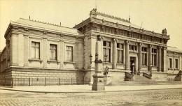 Palais De Justice 76600 Le Havre France Ancienne CDV Photo 1870 - Photographs