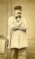 Fort Des Halles Paris France Ancienne Photo CDV Lagriffe 1870 - Photographs
