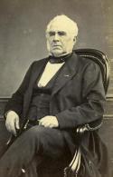 France Paris Homme M Sevelinge Second Empire Ancienne CDV Photo Thierry 1870