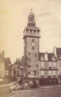 Moulins Tour De L'Horloge Jacquemart CDV Photo 1865 - Old (before 1900)