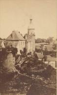 Bourbon L'Archambault Tour Qui Qu'en Grogne CDV Photo 1865 - Old (before 1900)