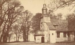 Honfleur Chapelle Notre Dame De La Grace Calvados France Ancienne CDV Photo 1875