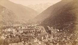 Luchon Pris De Cazaril Haute Garonne France Ancienne CDV Photo 1880 - Old (before 1900)