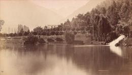 Luchon Port De Venasques Haute Garonne France Ancienne CDV Photo 1880 - Old (before 1900)